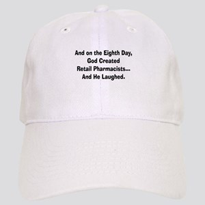 Retail pharmacists god created.PNG Cap
