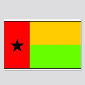 Guinea Bissau Postcards (Package of 8)
