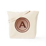 Copper Arizona 1912 Logo Tote Bag