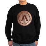 Copper Arizona 1912 Logo Sweatshirt (dark)