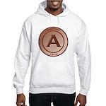 Copper Arizona 1912 Logo Hooded Sweatshirt