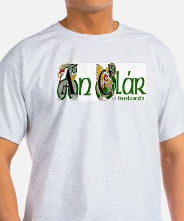 Clare Dragon (Gaelic) T-Shirt