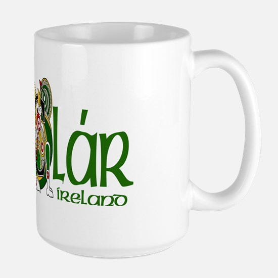 Clare Dragon (Gaelic) Large Mug