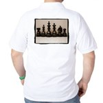 Chess Family Portrait Polo Shirt