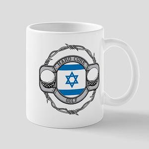 Israel Golf Mug
