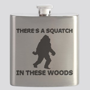 squatchinthesewoods Flask