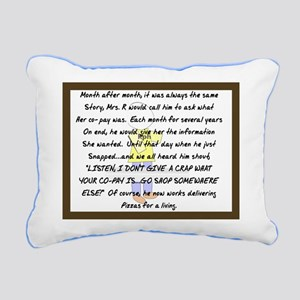 pharmacist pillow blanket 2 Rectangular Canvas