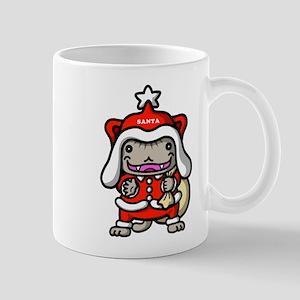 Santa Nyan Mug