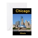 Chicago Greeting Cards (Pk of 10)