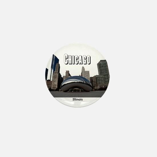 Chicago Mini Button