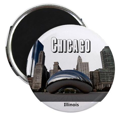 "Chicago 2.25"" Magnet (100 pack)"