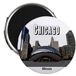 "Chicago 2.25"" Magnet (10 pack)"