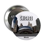 "Chicago 2.25"" Button (100 pack)"