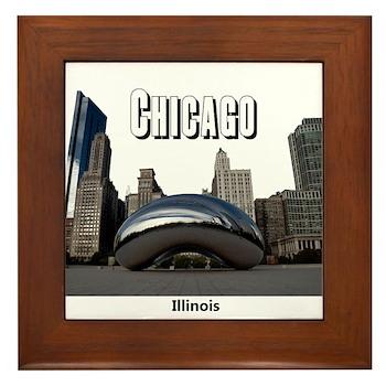 Chicago Framed Tile