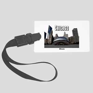 Chicago Large Luggage Tag
