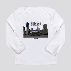Chicago Long Sleeve Infant T-Shirt