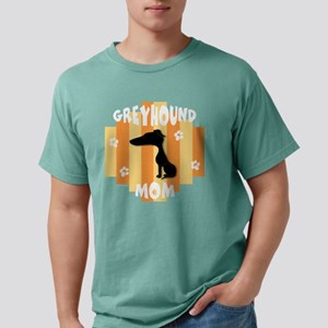 GreyhoundMom Mens Comfort Colors Shirt