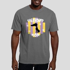 GreyhoundMom2 Mens Comfort Colors Shirt