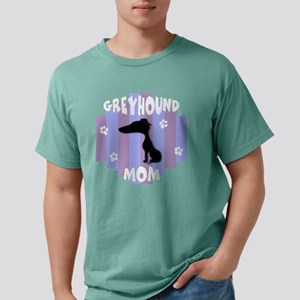 GreyhoundMom3 Mens Comfort Colors Shirt
