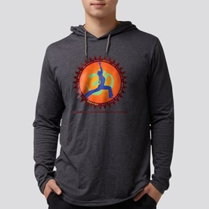 doyoganowlogo Mens Hooded Shirt