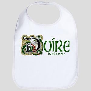 Derry Dragon (Gaelic) Bib