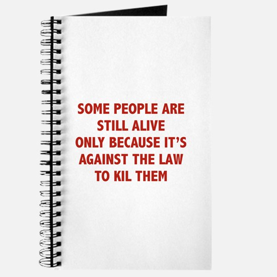 Some People Are Still Alive Journal