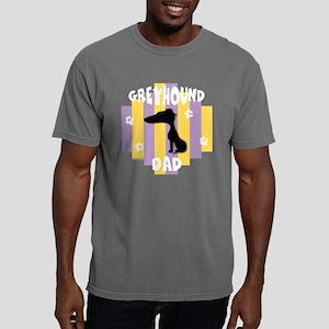 GreyhoundDad2 Mens Comfort Colors Shirt