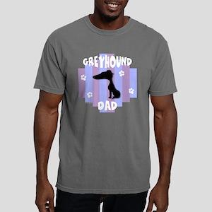 GreyhoundDad3 Mens Comfort Colors Shirt