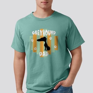 GreyhoundDad4 Mens Comfort Colors Shirt
