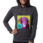 magnet2.png Womens Hooded Shirt