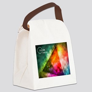 Equation Canvas Lunch Bag