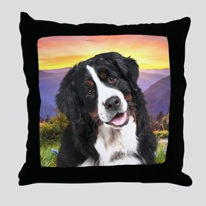 Berner Meadow Throw Pillow