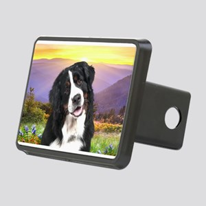 Berner Meadow Rectangular Hitch Cover