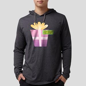 4-greatgrandpa Mens Hooded Shirt