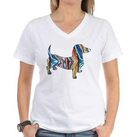 Doxie Cuori T-shirt UKt8LacvT