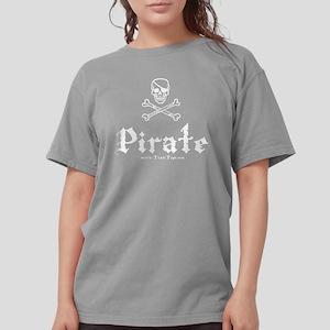 Pirate Womens Comfort Colors Shirt