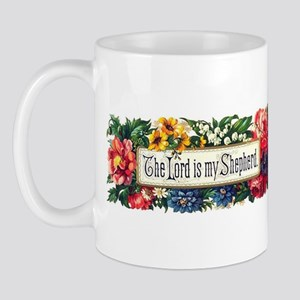 The Lord is My Shepherd Merry Christmas 2006 Mug