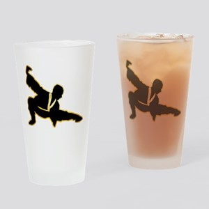Tai Chi Chuan Drinking Glass