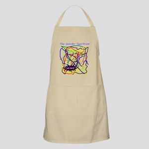 I am here! Apron