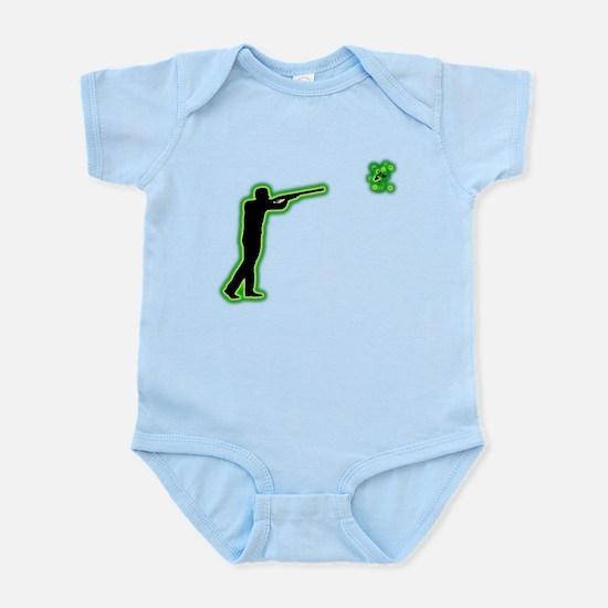 Skeet Shooting Infant Bodysuit