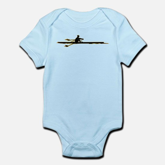 Rowing Infant Bodysuit