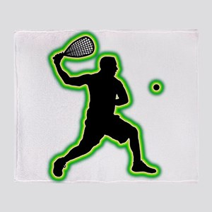 Racquetball Throw Blanket