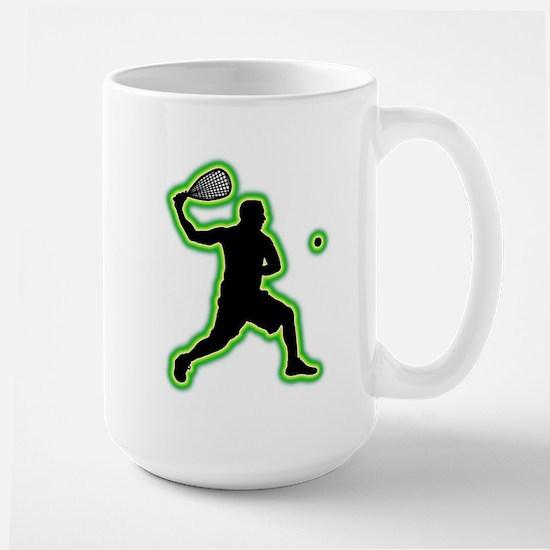 Racquetball Large Mug