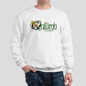 Galway Dragon (Gaelic) Sweatshirt