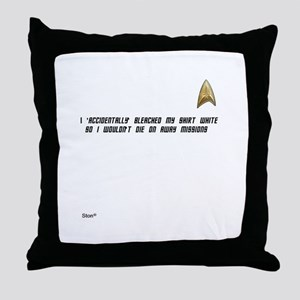 Ston Throw Pillow