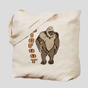 Bigfoot 1 Tote Bag