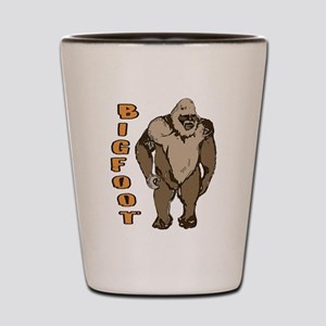 Bigfoot 1 Shot Glass