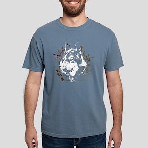 Wolf Shirt 2 Mens Comfort Colors Shirt