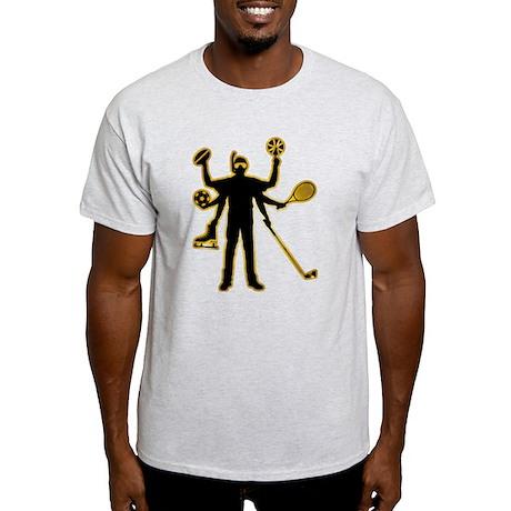 Multi-Talented Sportsman Light T-Shirt