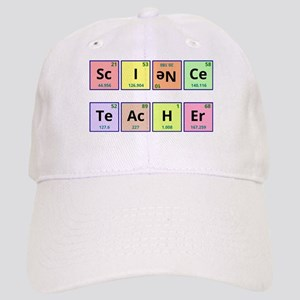 Science Teacher Cap